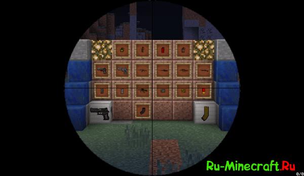 Counter Guns - оружие из Counter Strike [1.11.2] [1.10.2]