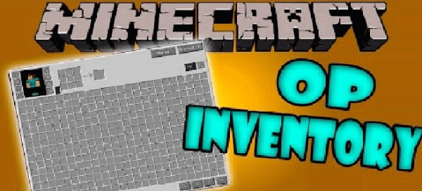 Overpowered Inventory [1.12] [1.11.2] [1.10.2] [1.8] [1.7.10]