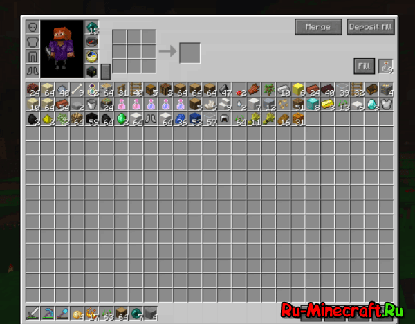 Overpowered Inventory [1.12.2] [1.11.2] [1.10.2] [1.8] [1.7.10]