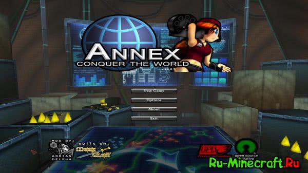 [Разное] Annex: Conquer the World - качественная инди-стратегия