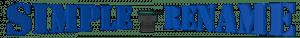 [Plugin][1.8-1.10] SimpleRename — придай своей вещи цветное название за пару секунд!