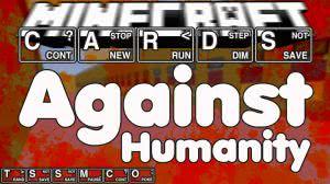 [Map][1.8-1.8.8] Cards Against Humanity - Карты Против Человечества (Теперь и в Майнкрафте!)