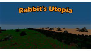 [Map][1.10]Rabbit's Utopia – релакс для любителей природы!