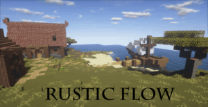 [1.10.2][16x16] Rustic Flow Resource Pack - ресурспак с сельским характером