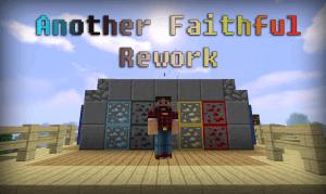 [1.9-1.10.2] Another Faithful Rework - Популярный ресурспак с аддонами
