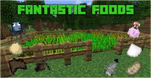 Fantastic Foods — умопомрачительная еда [1.9] [1.8]