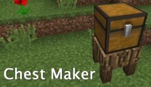 [1.9.4-1.10.2] Chest Maker - бесплатные сундуки