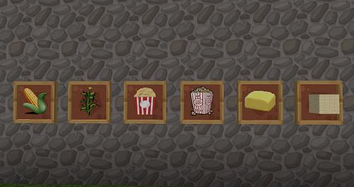 [Mod][1.7.10-1.8] Popcorn Mod — мод на попкорн