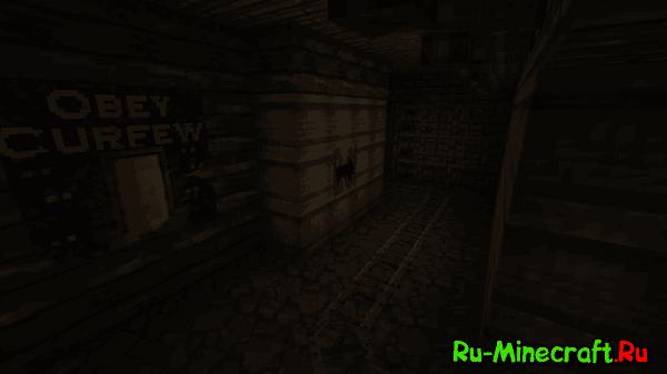 [Map] Penumbra — запустите Minecraft и наслаждайтесь прохождением совершенно другой игры!