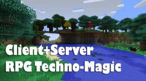 [Client+Server][1.7.10] RPG Techno-Magic сборка от RolleyTachi v1.2