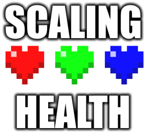 Scaling Health [1.12.2] [1.11.2] [1.10.2] [1.9.4]