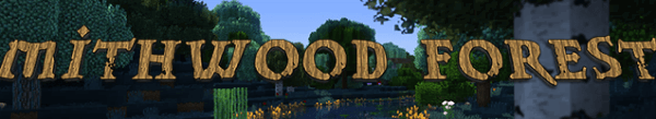 [Mod][1.10.2] Mithwood Forest - мифический лес
