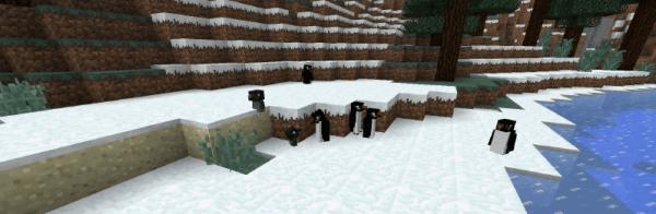 Waddles - пингвины [1.12.2] [1.12.1] [1.11.2] [1.10.2]