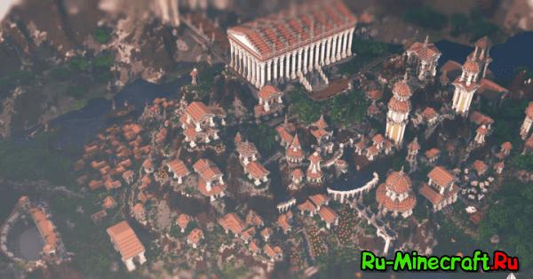 [MAP] Thanasys - греческий город