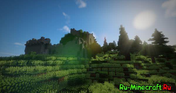 [MAP] Замок Эльц - Красивый замок в Германии!