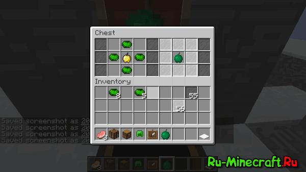 [1.10.2] Emerald+ - Изумруды теперь полезные !