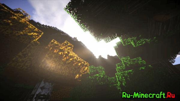 Realistic Adventure Resource Pack - Реалистичные текстуры [1.11-1.9.4][32x|64x]