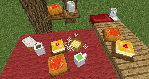 Apple, Milk & Tea [1.7.10]