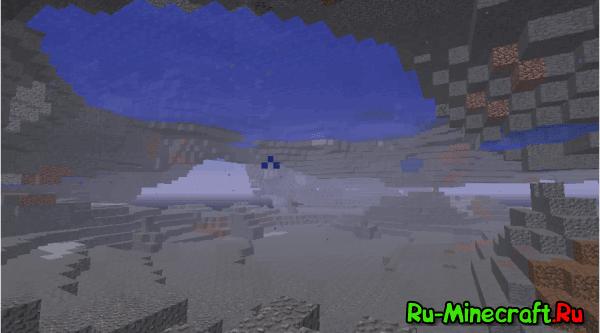 UndergroundOcean - Пещеры заполненные водой? [1.11-1.9]