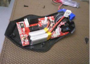 Замена аккумулятора в мышке a4tech bloody r8