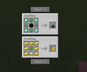 Backpacks Mod - рюкзаки [1.12.2] [1.11.2] [1.10.2] [1.9.4] [1.8.9] [1.7.10]
