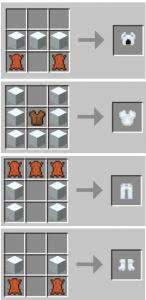 Block Armor - броня [1.12] [1.11.2] [1.10.2] [1.9.4] [1.8.9] [1.7.10]