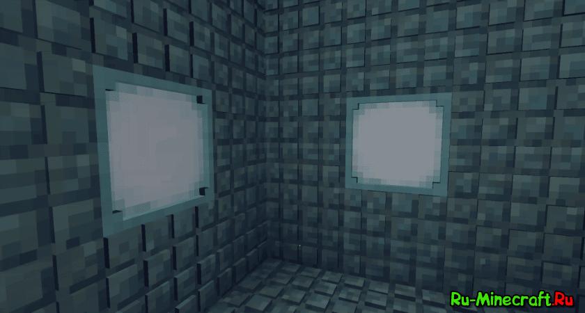 Default 3D - объемные текстуры [16x] [1.13.2] [1.12.2] [1.11.2]