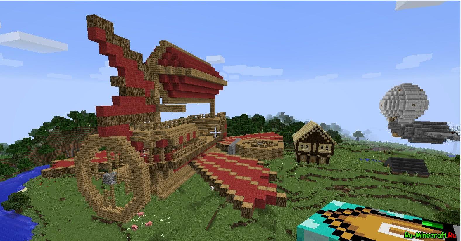 Instant Massive Structures Mod 1 12 2 1 11 2 1 10 2