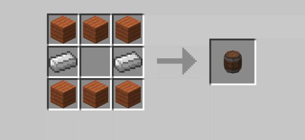 Homecraft Mineware - интерьер [1.11.2] [1.10.2]