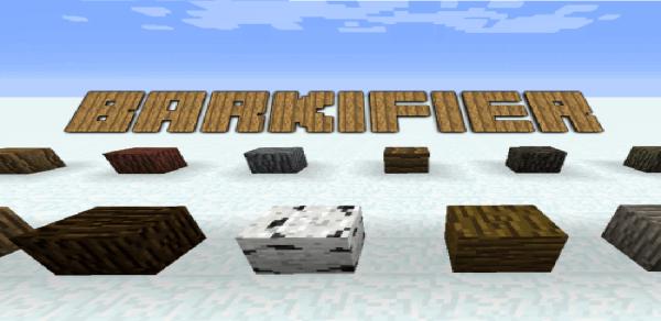 Barkifier - Поставь скрытые блоки [1.12.2] [1.11.2] [1.10.2] [1.8.9] [1.7.10]