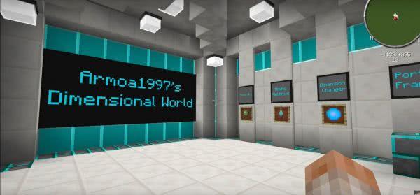 Dimensional World - второй мир  [1.11.2|1.10.2|1.9.4|1.8.9|1.7.10|1.6.4]