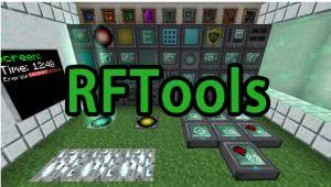 RFTools Mod [1.12.2] [1.11.2] [1.10.2] [1.9.4] [1.8.9] [1.7.10]