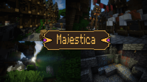 Majestica - фэнтезийный средневековый ресурспак [1.11][32x32]