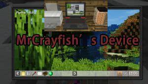 MrCrayfish's Device - рабочий ноутбук в игре [1.12.2] [1.11.2] [1.8.9]