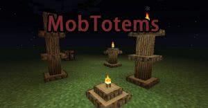 MobTotems - тотемы, магия [1.12.2] [1.11.2] [1.10.2]