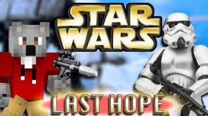 Last Hope Adventure Map карта в стиле Звездных войн [1.11.2\1.11]