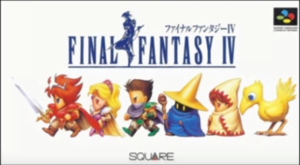 [Разное] Final Fantasy IV Nintendo DS - классическая Final Fantasy