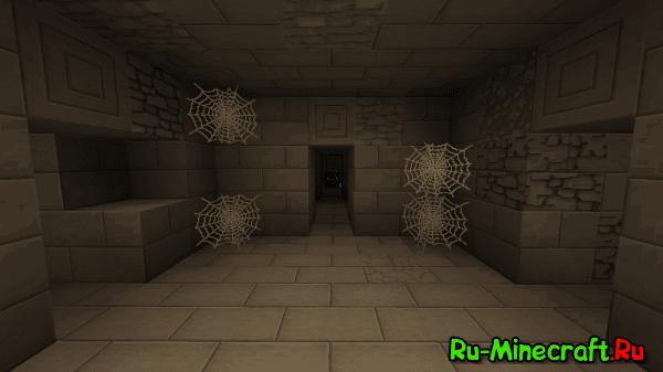 Dungeons! Mod - новые подземелья [1.10.2|1.9.4|1.8.9]