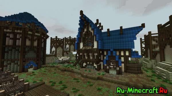 Valiance Keep - Крепость Отваги из WoW [Map]