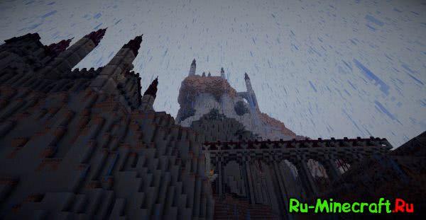 Skull Mountain - ОГРОМНАЯ крепость [MAP]