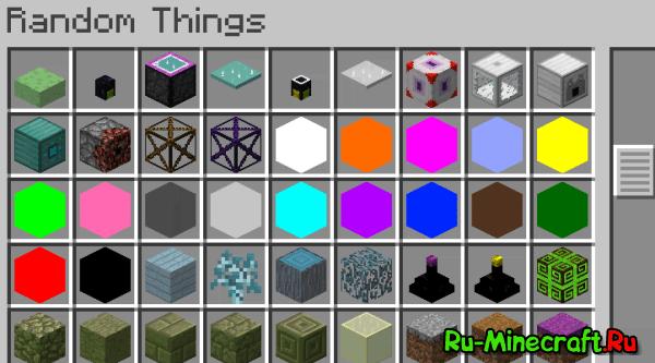 Random Things [1.12|1.11.2|1.10.2|1.9.4|1.8.9|1.7.10|1.6.4]