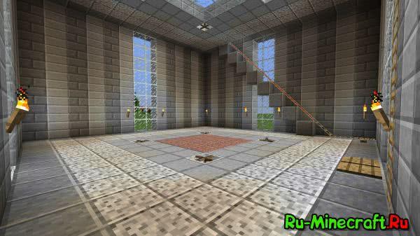 Prefab - готовые постройки [1.12.2] [1.11.2] [1.10.2]