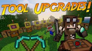 Tool Upgrades mod (русифицирован) - Модификация инструментов! [1.10.2]