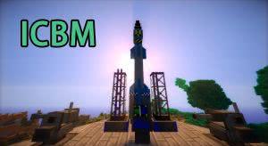 ICBM - ракеты и взрывчатки [1.7.10] [1.6.4] [1.5.2]