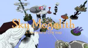 Sky Megalith - карта с заданием [1.8+]