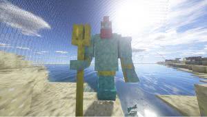 Spongebob Squarepants - Губка Боб в майнкрафт [1.8.9-1.7.10]