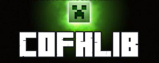 скачать cofhlib для minecraft 1.7.10 бесплатно