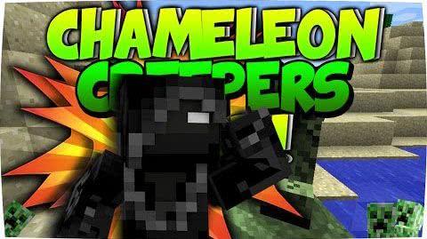 Chameleon Creepers - [1.12|1.11.2|1.10.2|1.9.4|1.8.9|1.7.10]