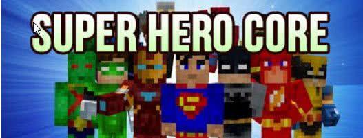 Super Hero Core - библиотека [1.8][1.7.10][1.7.2]