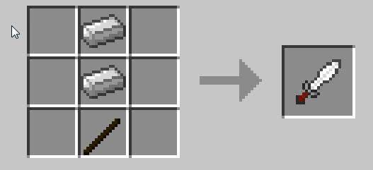 MoSwords Mod - новые мечи [1.12.2] [1.10.2] [1.8] [1.7.10]